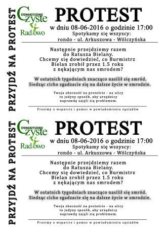 Ulotka - protest 08-06-2016_ A5_do roznoszenia